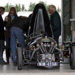 VMCC at Motors TV Donington 31-3-2012