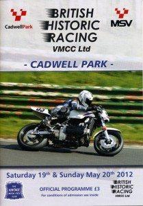 VMCC Cadwell Park May 2012