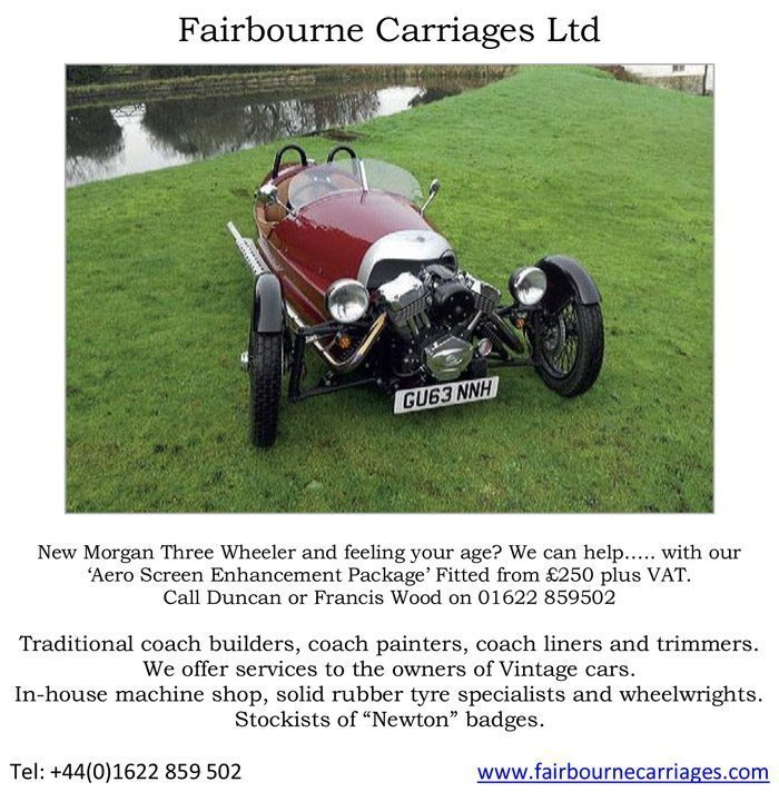 Fairbourne Carriages Ltd reduced