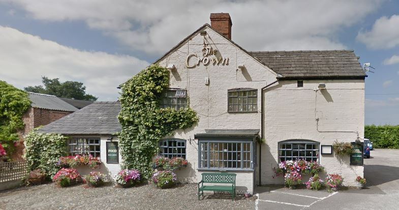 North West Group Meeting @ The Crown | Lower Peover | England | United Kingdom