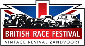 Zandvoort British Race Festival - CANCELLED @ Circuit Park Zandvoort, Netherlands | Zandvoort | Noord-Holland | Netherlands