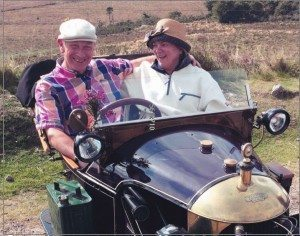 south coast Steve and Sue Clark