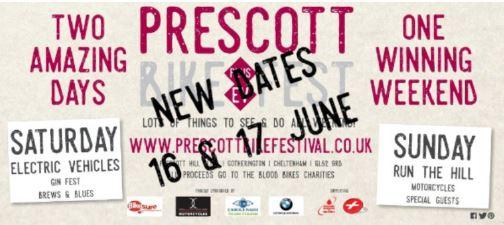 Prescott Bike Festival @ Prescott | Gotherington | England | United Kingdom