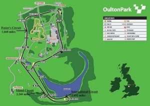 Oulton Park International - 5 Speeders Eligible