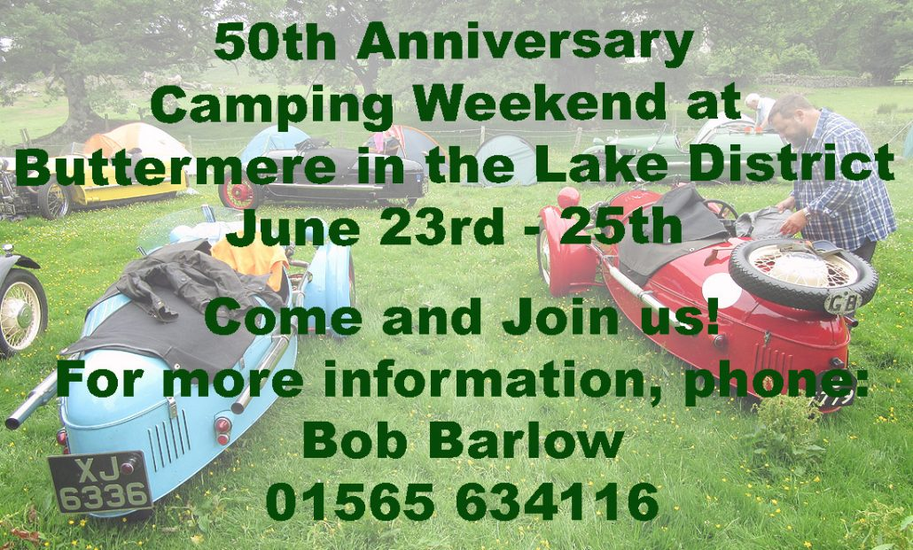 North West Group Buttermere Camping Weekend - 50th Anniversary @ The Fish Inn | Buttermere | England | United Kingdom