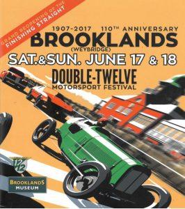 Brooklands Double Twelve Festival