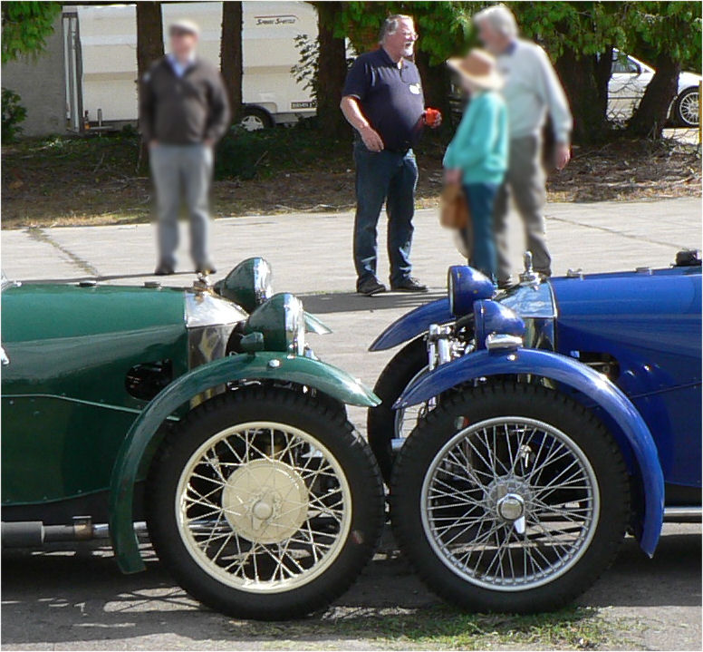 Brooklands Group Meeting