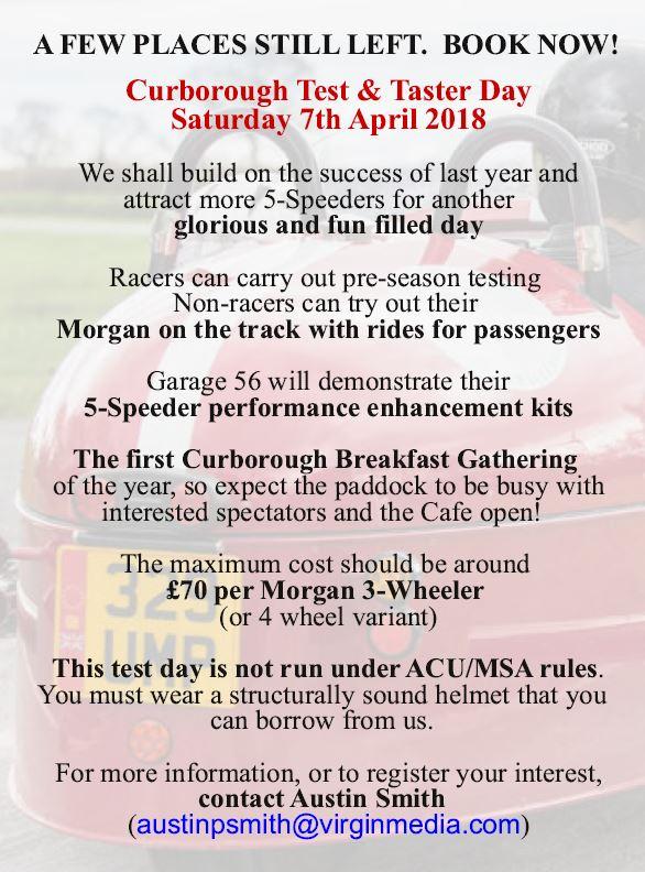 @ Curborough Sprint Course | England | United Kingdom
