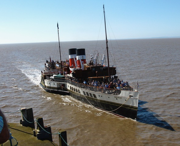 South West Group - The Steamship Waverley @ Clevedon Pier | Clevedon | United Kingdom