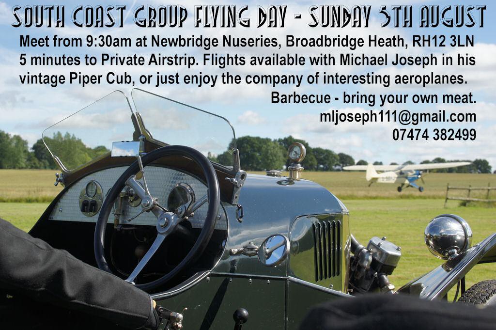 South Coast Flying Day @ Newbridge Nurseries | Broadbridge Heath | England | United Kingdom