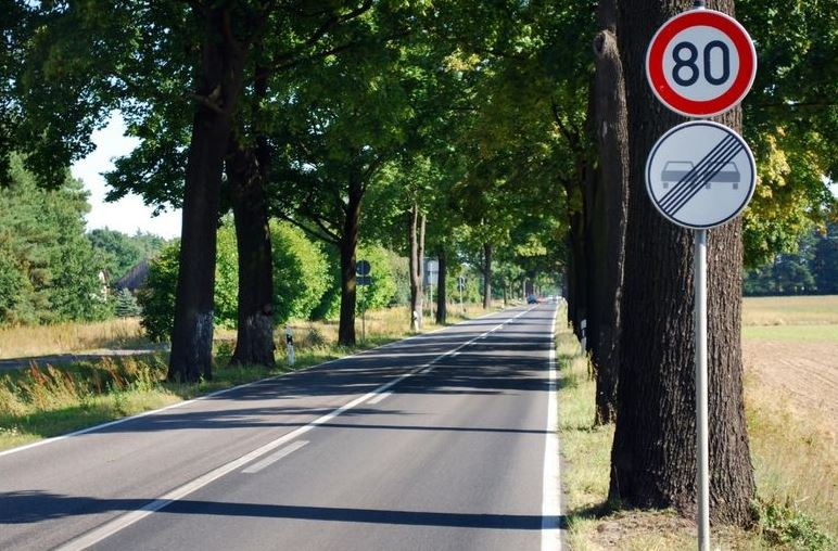 New Speed Limits in France - Take Care!