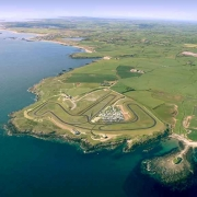 anglesey-circuit aerial shot