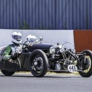Challenge Series at Donington VSCC Formula Vintage 24th June