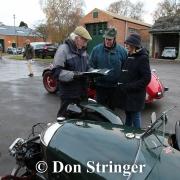 VSCC Winter Driving Tests