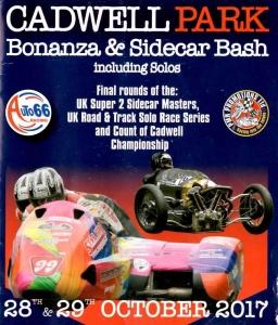Cadwell Park Sidecar Bash 28th-29th October