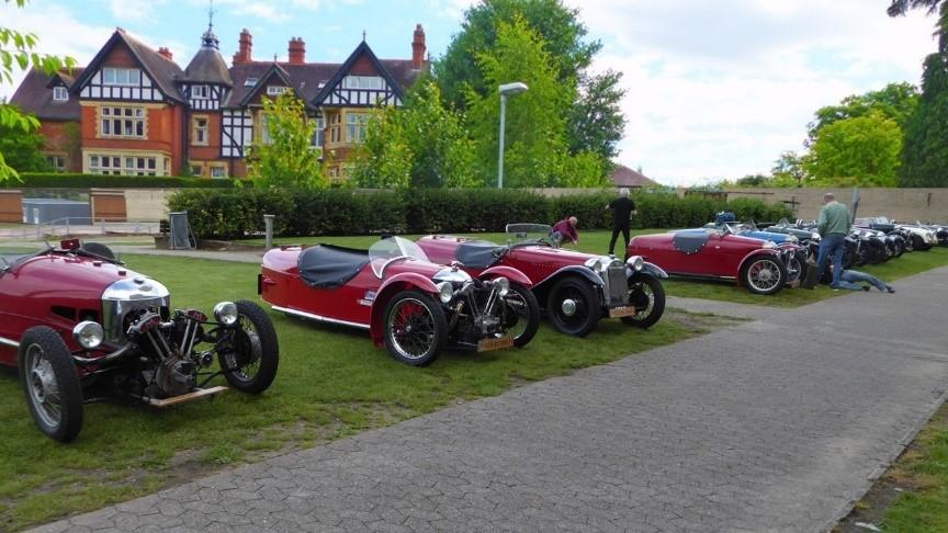 MTWC AGM and Rally Weekend @ Woodland Grange | England | United Kingdom