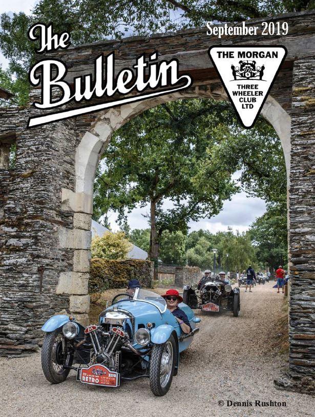bulletin cover september 2019