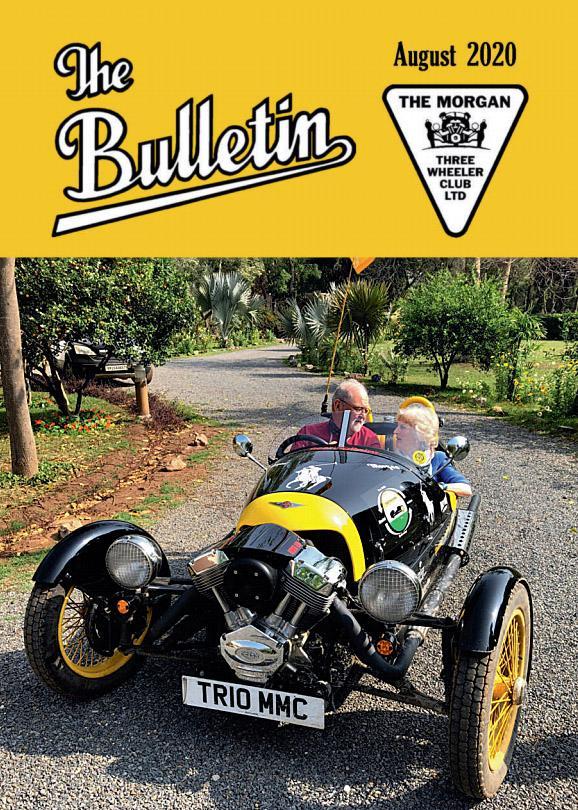 Bulletin Cover August 2020