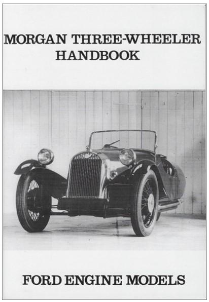 Tony Birks F Type Handbook Cover