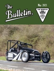 May bulletin cover